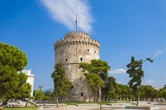 Weekend in Thessaloniki, Greece