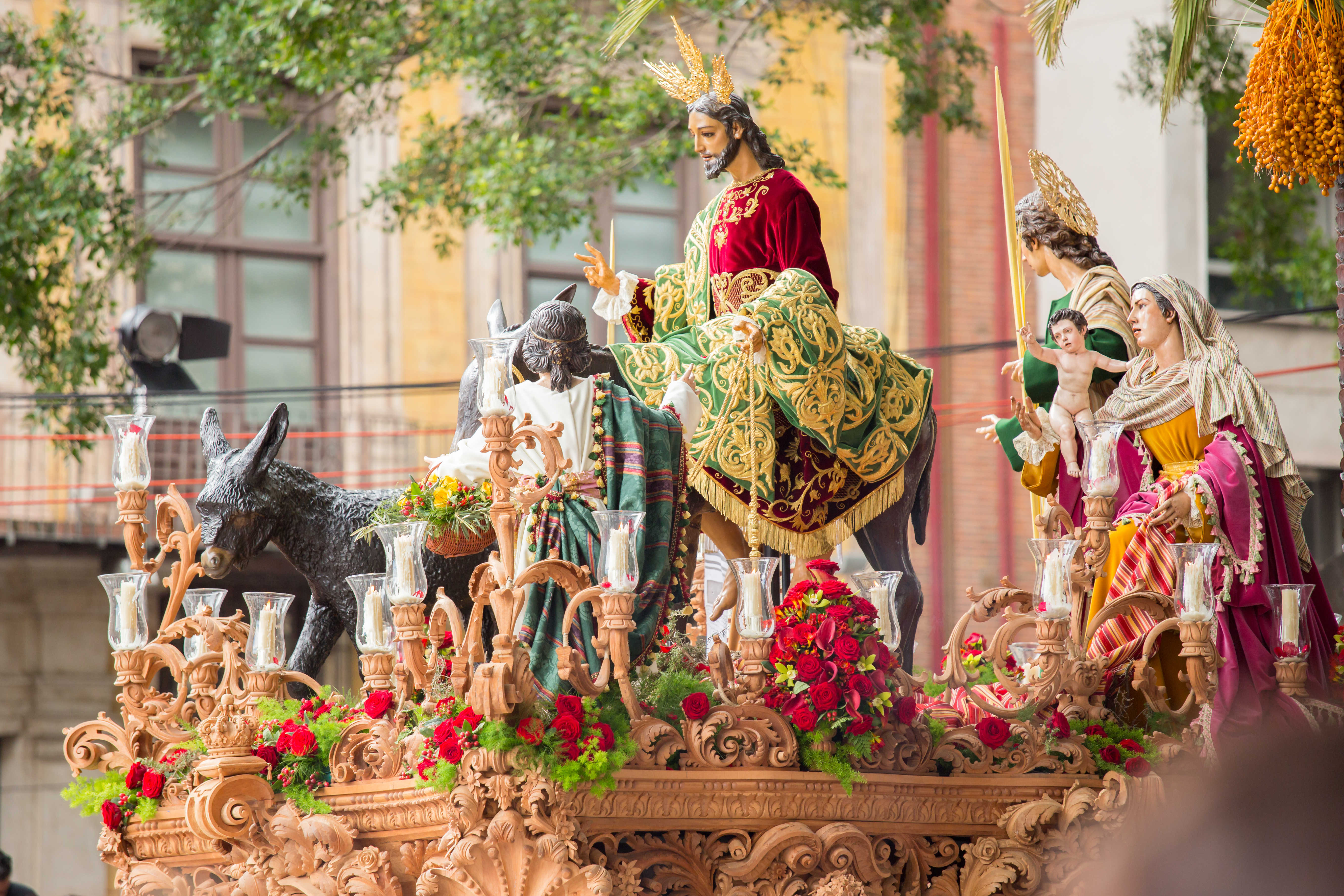 Holy Week in Andalucia, Spain and Gibraltar